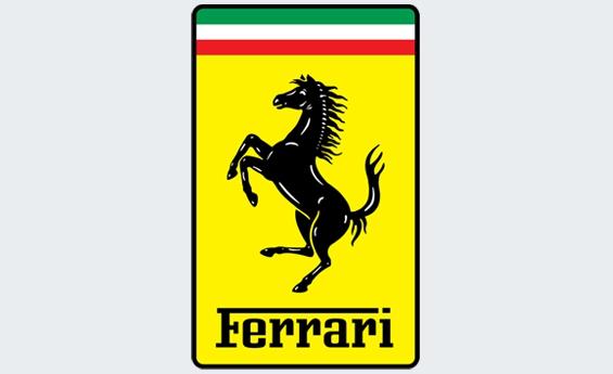 Que représente le logo de la célèbre marque italienne Ferrari ?