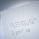 Plexiglas®-Crystal Ice