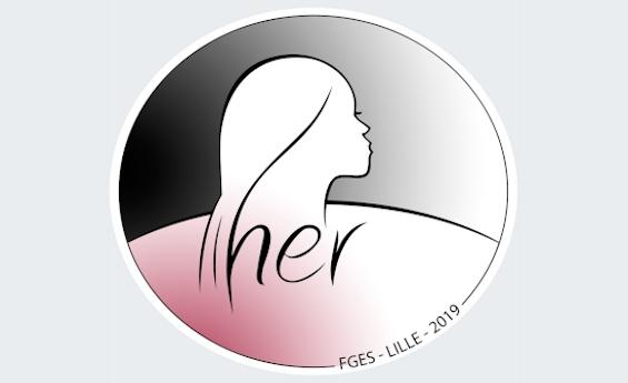 Logo pour la condition féminine