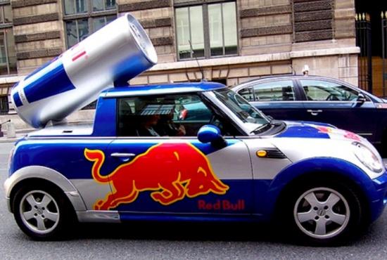 Mini Red Bull